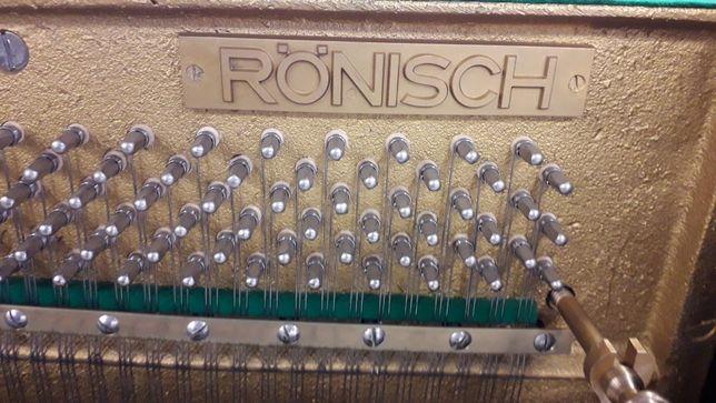 Pianino Rönisch Fortepianootwock od stroiciela transport gwarancja