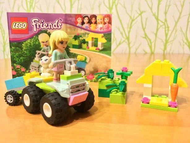 Lego Friends 3935 Quad Stephanie - Patrol zwierzęcy