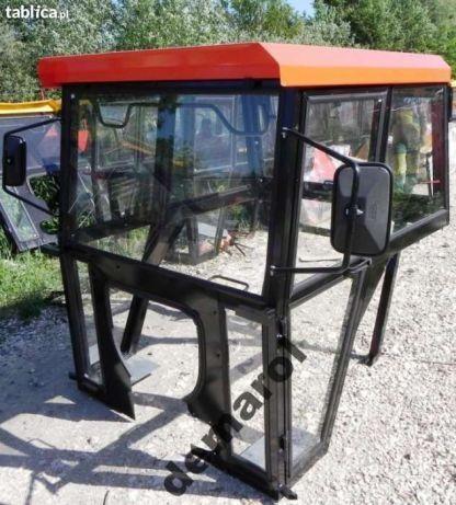 Kabina ciągnikowa do Ursus C360 bez błotników podwyższony dach Nowa