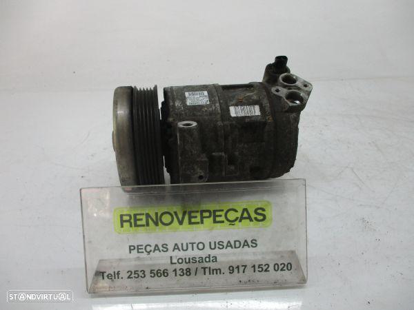 Compressor Do Ar Condicionado Fiat Grande Punto (199_)
