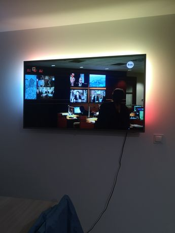 Telewizor philips 55 ambilight, android