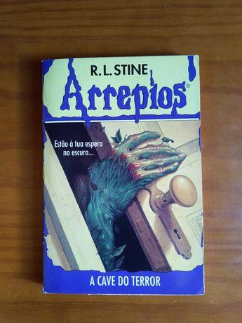 Arrepios - 3 livros da série de R. L. Stine