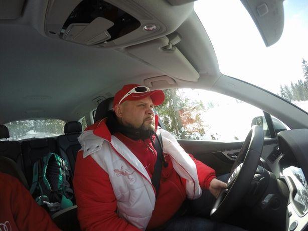 Инструктор тренер по вождению,частные уроки на вашем автомобиле
