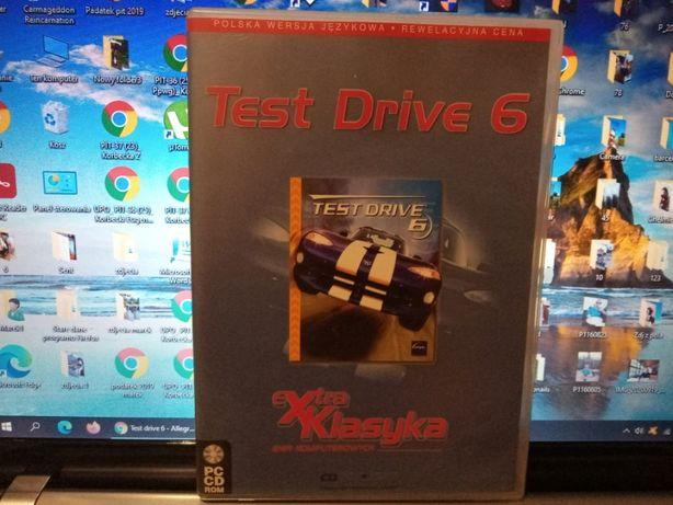 Gra Test Drive 6