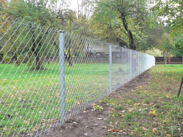 Ogrodzenia ze sztachet metalowych, drewnianych i kojce dla zwierząt