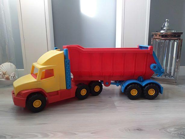 Wader duża wywrotka cieżarowka