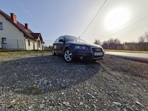 Audi A3 Sportback 8P 2,0FSI Automat,Panorama,Navi,Skóra
