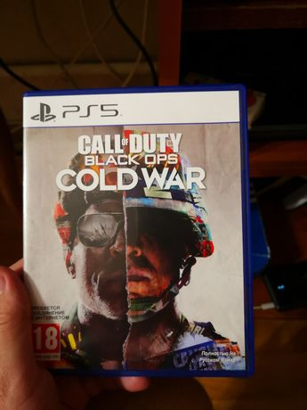 Call of duty:Black ops cold war ps5
