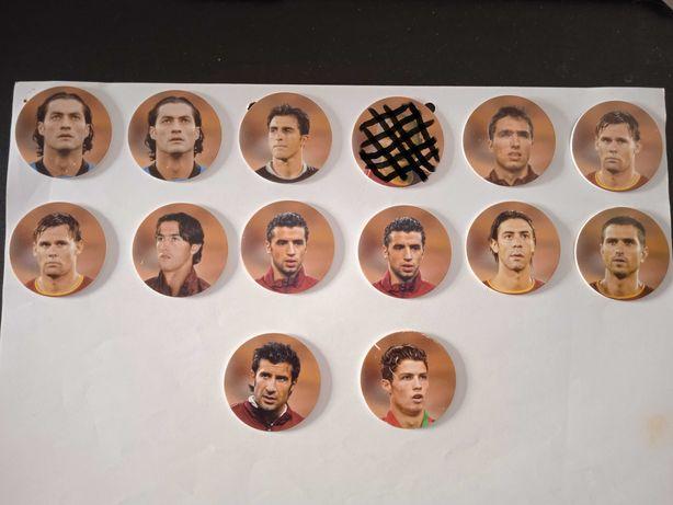 Tazos Galp Euro 2004