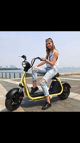 Scooter Eléctrica NOVA!