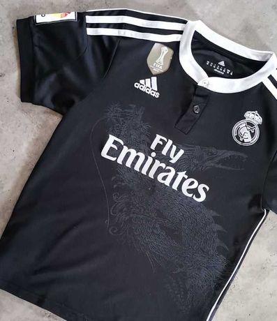Mega koszulka Adidas piłka nożna Real Madryt Ronaldo 7 na 10 lat 140