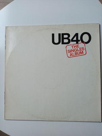 Winyl UB40 The singles album