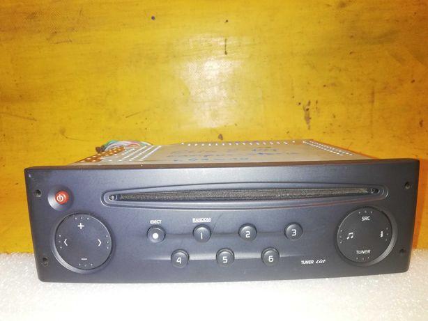 radio CD +kod Renault Clio 2 Lift Campus Storia r.01-10