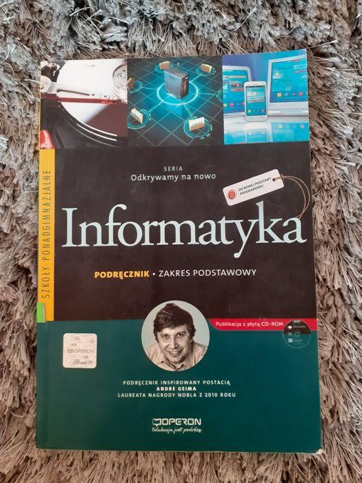 Podręcznik Informatyka zakres podstawowy Siedlce - image 1