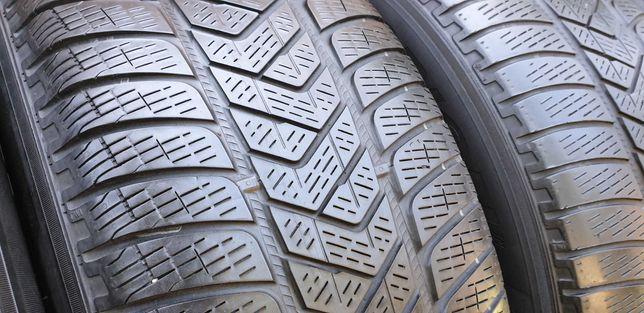 Шины Pirelli Scorpion Winter RSC R18 255/55 109H, 4.1мм 2014г Зима