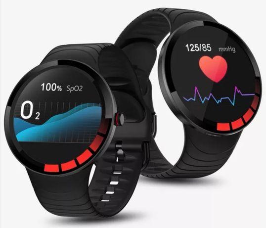 Zegarek męski Smartwatch E3 wodoodporny IP68 Polskie menu kroki puls