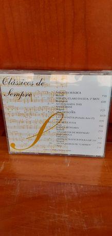 CD Músicas Classicas