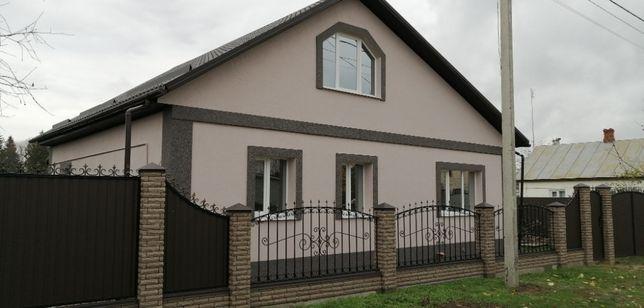 Утепление фасадов Домов в Чернигове и области, Декоративно-отделочные
