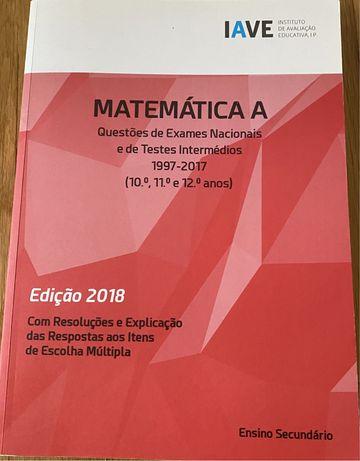 Livro matemática preparação de exame