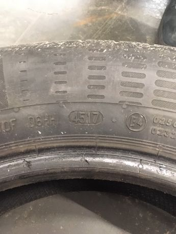 Opony letnie Conti Eco Contact 205/55 R16