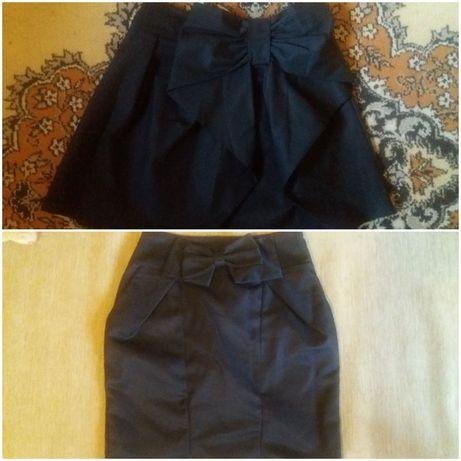 Чёрные юбки в школу