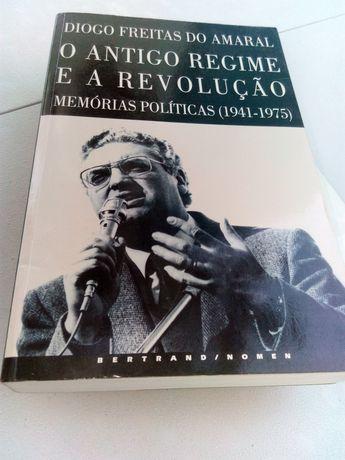 O Antigo Regime e a Revolução (1941/1975 )