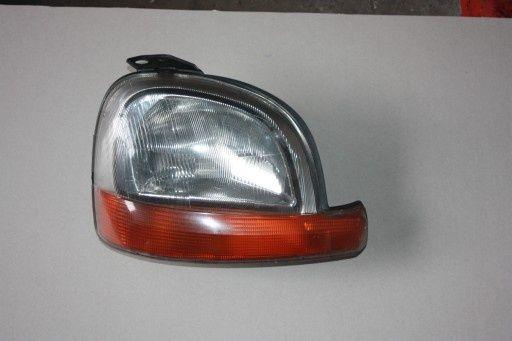 Renault Kangoo Lampa Przednia PRAWA EUROPA