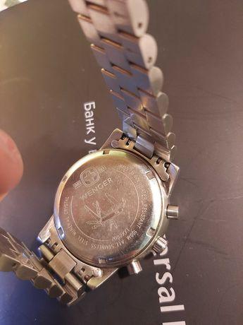 Часы Швейцарские Wenger 7082x/t