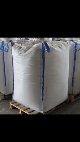Worki big bag bagi begi 80x100x155 bigbag 1000kg Używane bigbagi