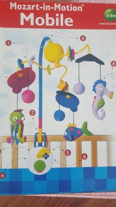 Karuzela nad łóżeczko TINY LOVE Mościenica - image 1