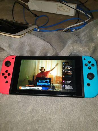 Nintendo switch +gry+2 etiu