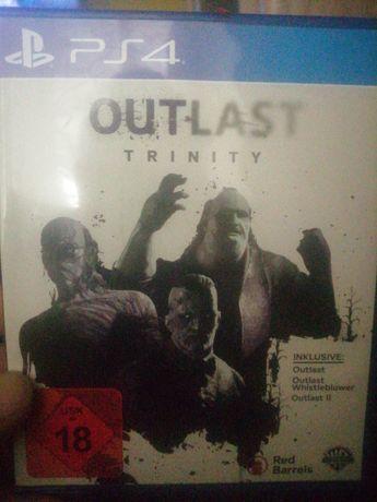 Outlast trinity  gra ps4