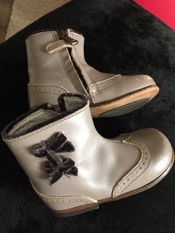 Кожаные ботиночки,сапожки Il gufo,Tartine et Chocolate,21