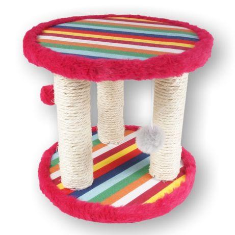 Drapak dla kota kotów domek legowisko zabawka
