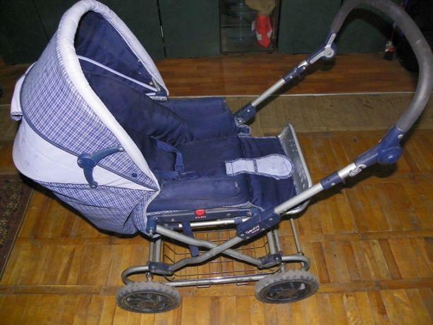 Недорого детская коляска зима - лето в хорошем состоянии