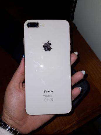 Iphone 8 plus rose gold como novo