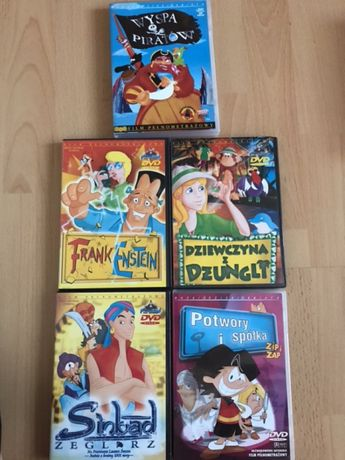 Bajki DVD