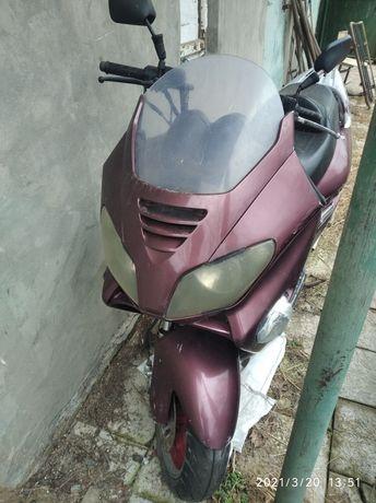 Максі скутер вайпер торнадо 150 продам або обміняю