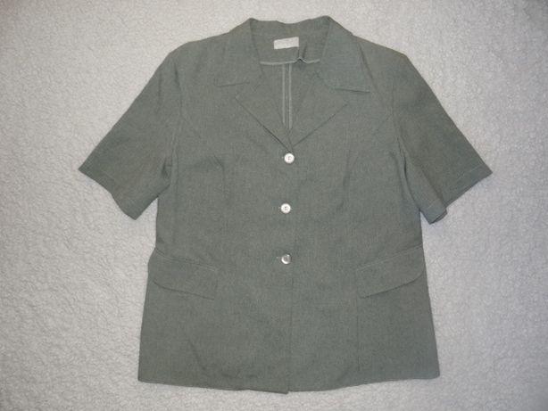 Komplet bluzka i spódnica r. 48