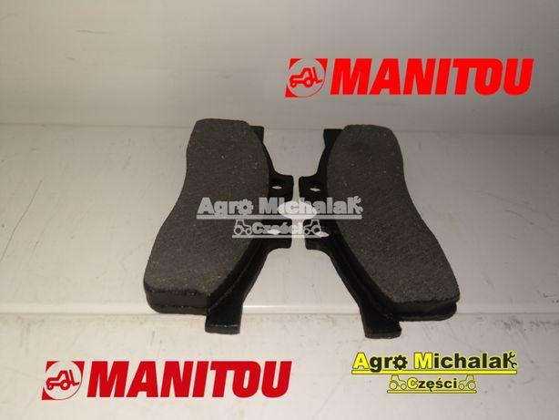 Klocki hamulcowe ładowarka Manitou 633-120, 634, 735, 629, 741, 730