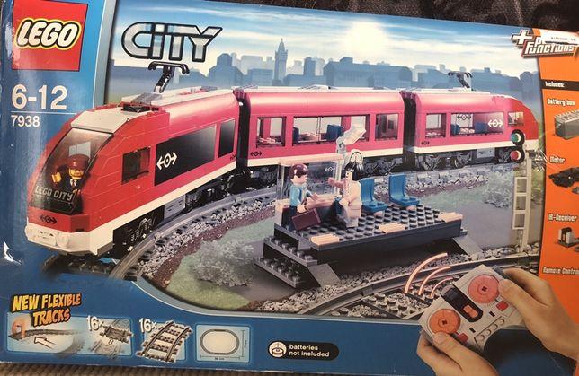 Лего CITY 7938