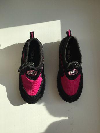 Аквашузы, обувь для плавания, стелька 18,5 см