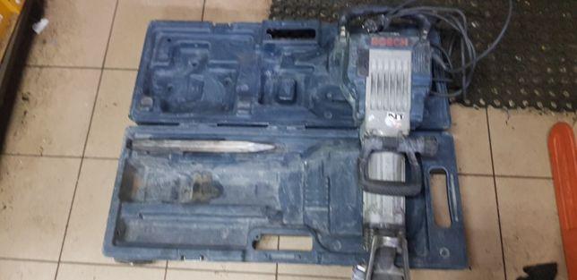 Bosch gsh 16-28 młot udarowy wyburzeniowy walizka
