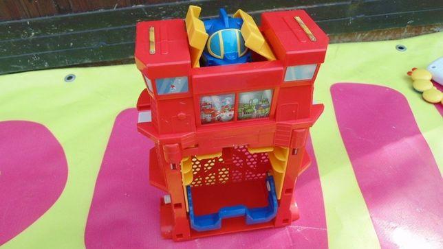 Игровой домик станция