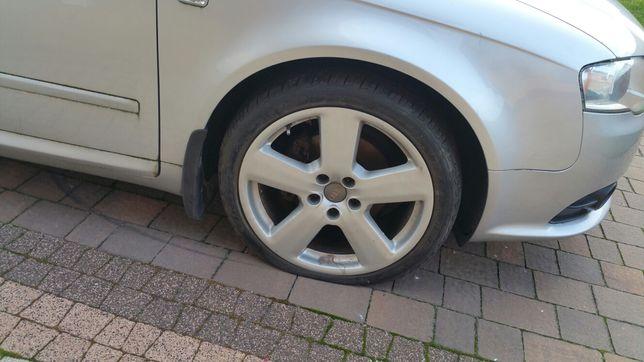 "ALUFELGI 18"" Sline 5x112 Audi A4 B6 B7 A6 C5 C6 A3 A8 d3 passat b5 b6"