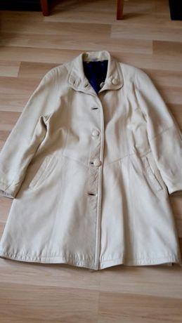 Sixth Sense kurtka płaszczyk skóra