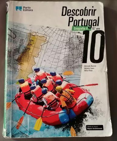 Livro de geografia 10°