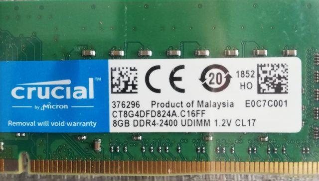 Модуль памяти RAM DDR3 8 GB