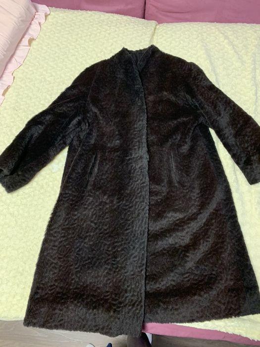 Пальто альпака натуральная Софиевская Борщаговка - изображение 1