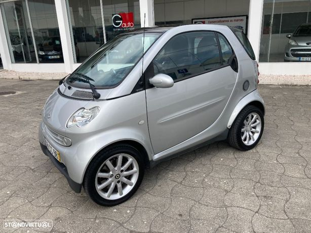 Smart ForTwo Grandstyle cdi 41